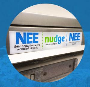 gratis ja/nee sticker